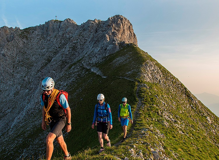 Hiking holidays in the Pillerseetal region