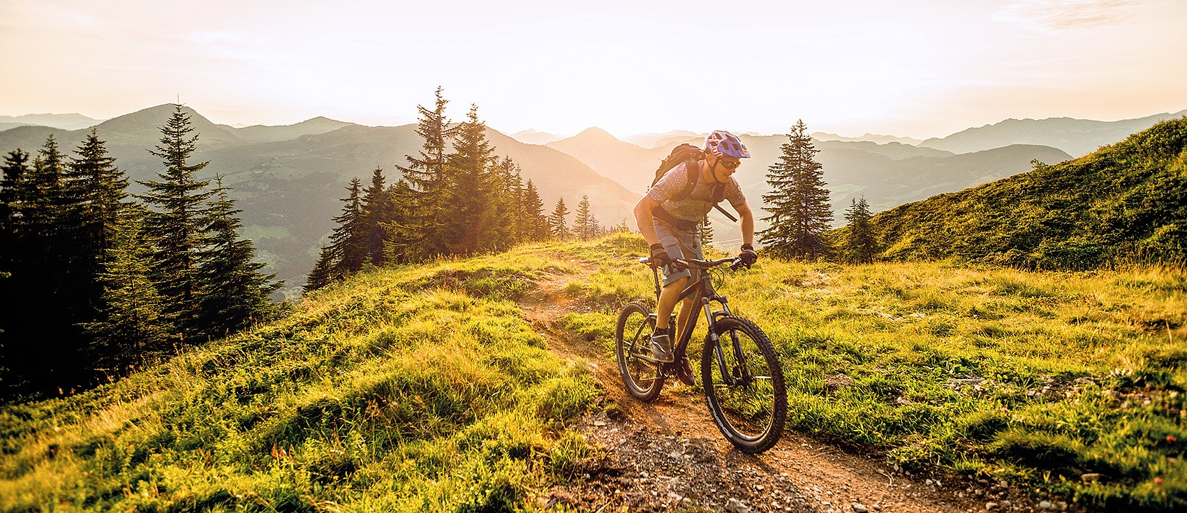 Mountainbiken in Tyrol